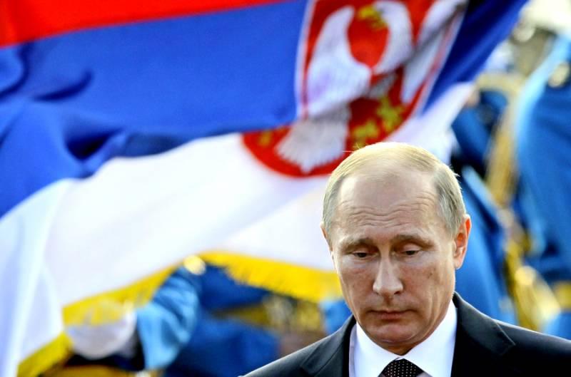 На кону судьба региона: зачем Путин летит в Сербию?