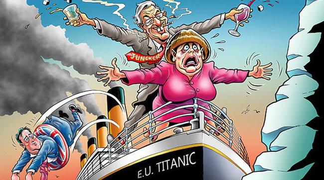 В Сербии призывают войти в Евразийский союз и отказаться от «тонущего корабля» ЕС