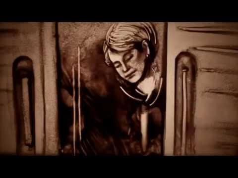 Фильм памяти Доктора Лизы мастера песочной анимации Ксении Симоновой
