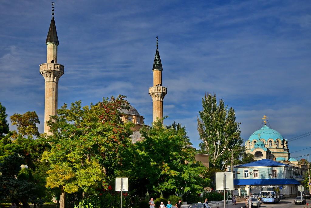 Гезлёв. Город на перекрёстке религий