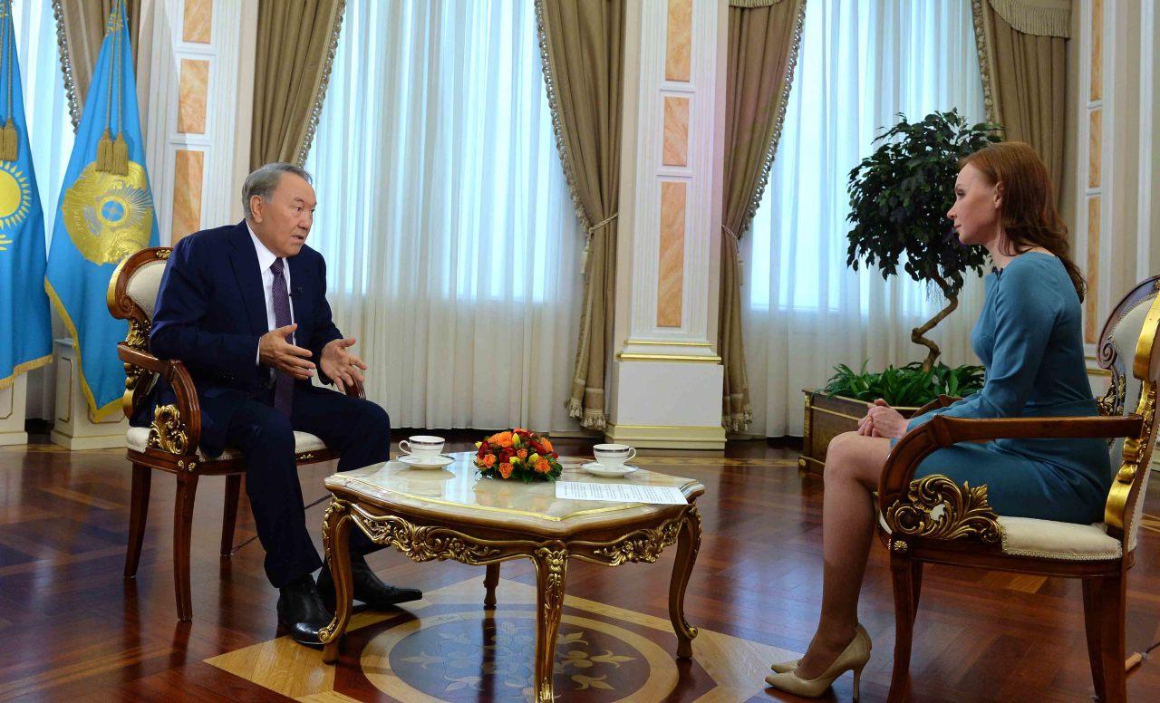 Назарбаев готов принять Молдавию в ЕАЭС