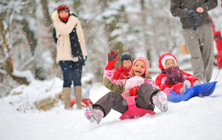 Основные правила безопасности зимой