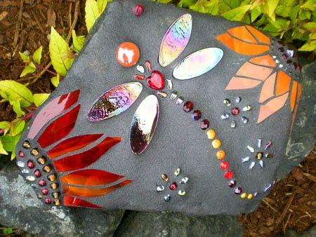 Dragonfly Mosaics: