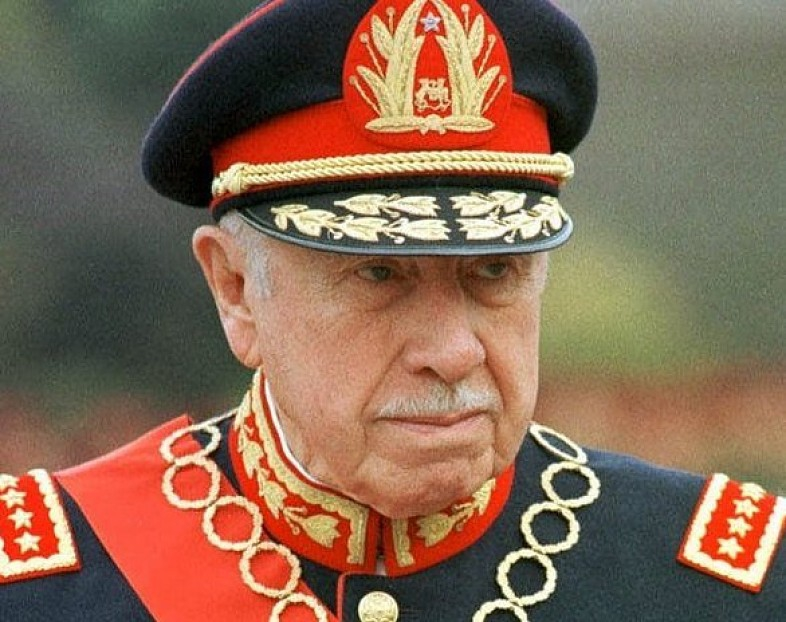an overview of pinochet a dictator of chile A look at the issue of the international criminal court and former chilean dictator, augusto pinochet up torture and other abuses in chile by the pinochet.