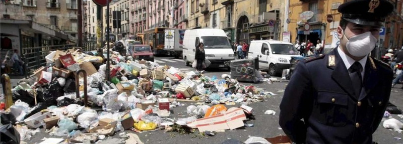 Львовская мусорная республика имеет право на отделение от Украины