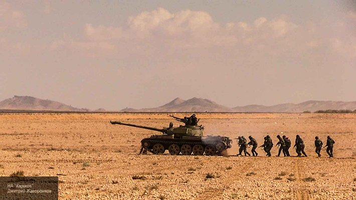 «Как слон в посудной лавке»: удары США по армии Асада – нарушение договоренностей
