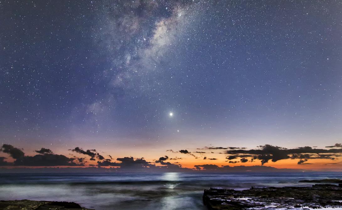Лучшие астрономические снимки этого года