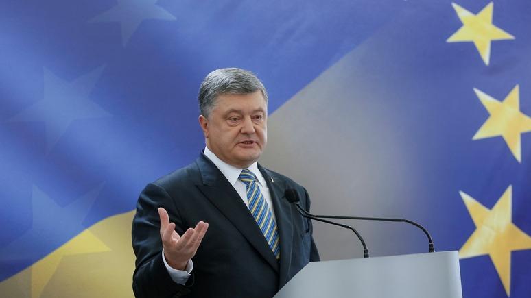 Порошенко: Украина никогда больше не вернётся в Советский Союз