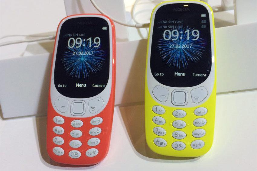 Обновленная Nokia 3310 свела с ума россиян