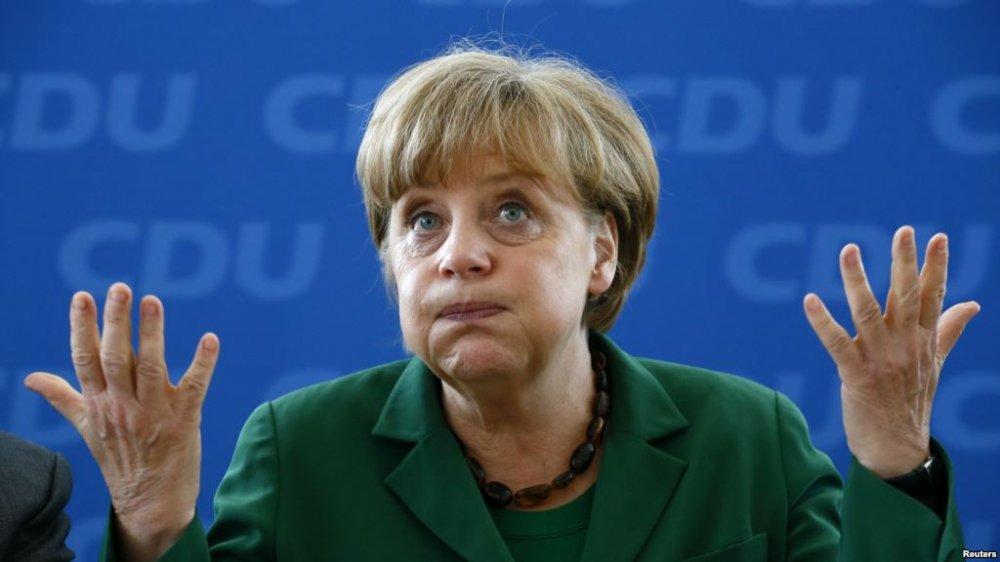 Меркель «сливают»: в Германии признали, что канцлер стала «токсичной».