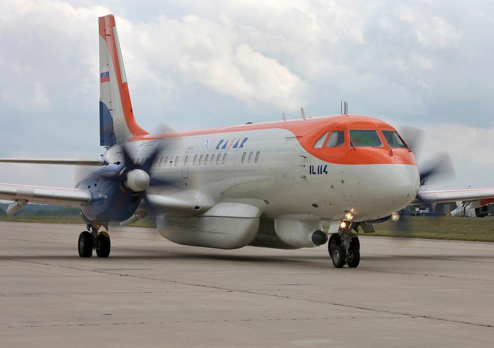 На базе завода корпорации «МиГ» будут производить самолет Ил-114-300