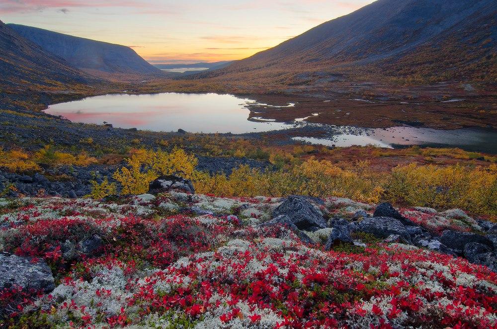 Великолепная природа России в 17-ти фотографиях
