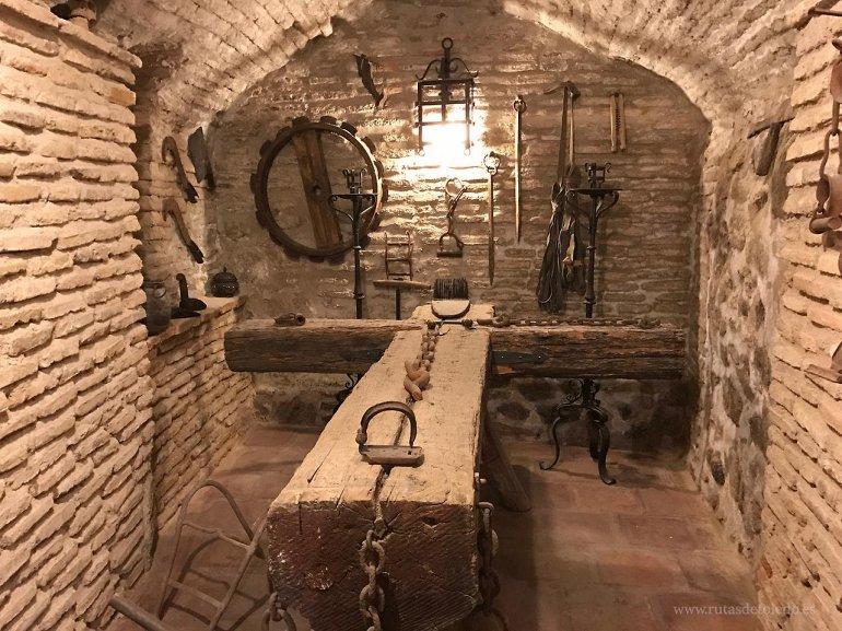 музей Пыток в Толедо
