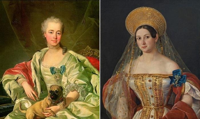 Фрейлины российских императриц: жизнь в золотых клетках