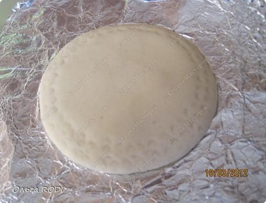 Мастер-класс Лепка Шкатулочка из солёного теста - обещанный МК Тесто соленое фото 16