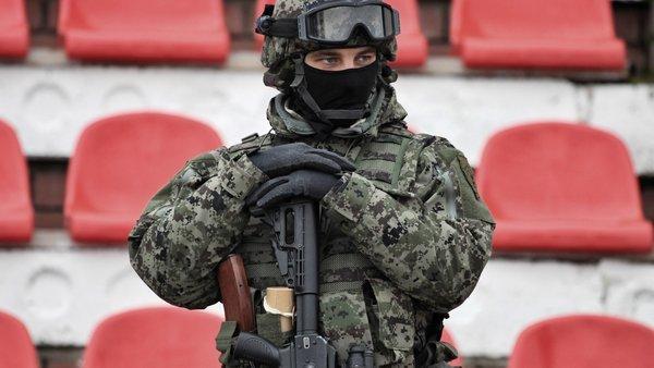 Ну как, после этого, не бояться русских солдат?