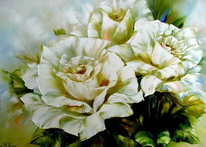 художник Екатерина Сенив картины – 16