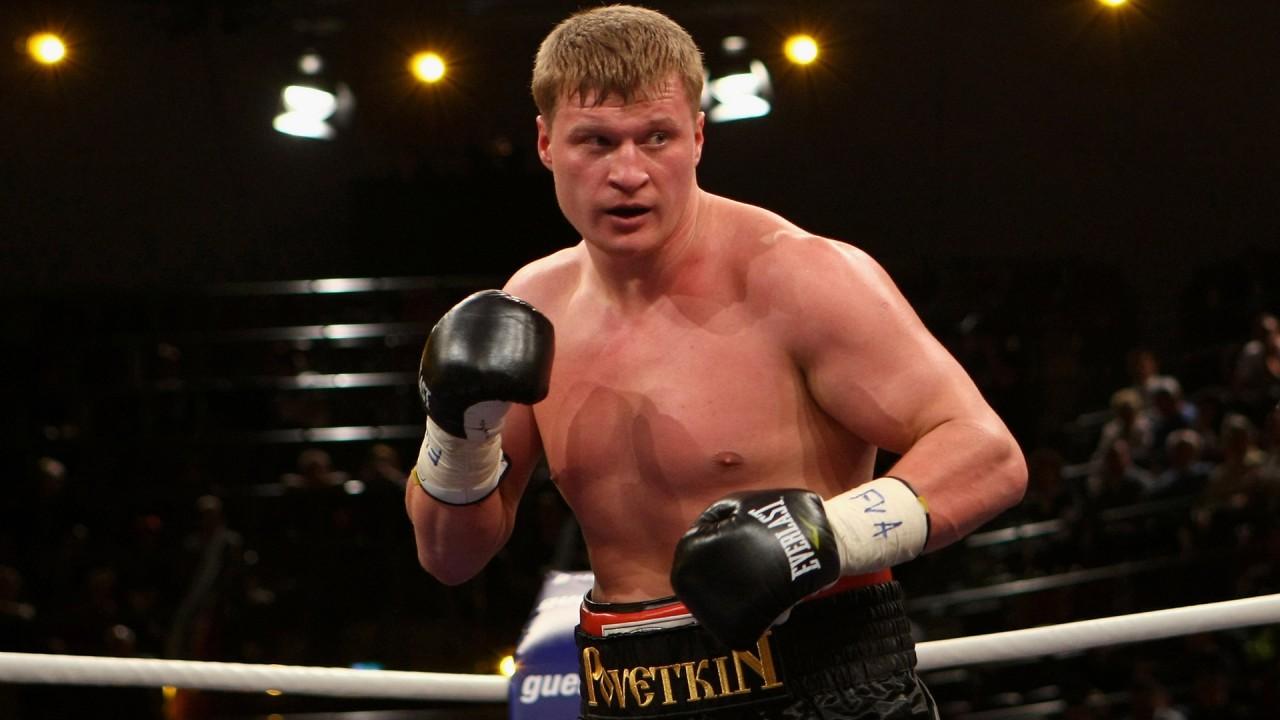 Поветкин нокаутировал французского боксёра в поединке в Екатеринбург