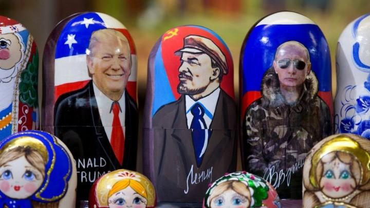 Комиксы, игры и 4chan: BBC опозорилась расследованием связей Трампа с Кремлём