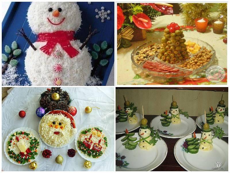 Новогодний кулинарный дизайн!