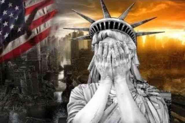 Александр Роджерс. США в пограничном состоянии - казнить нельзя помиловать