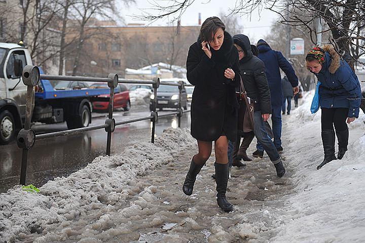 Прогноз погоды на 25 - 30 декабря: под Новый год в Москве потеплеет до +4