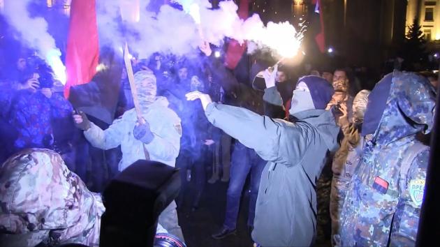 Радикалы напали на переселенцев под Киевом: «убирайтесь в ваш Донбасс».