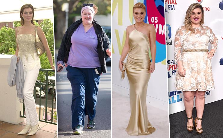 Ешь, толстей, люби: 10 звезд, которые набрали вес и обрели счастье