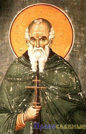 18 июля (5 июля ст.ст.) Память прп. Афанасия Афонского (1000).