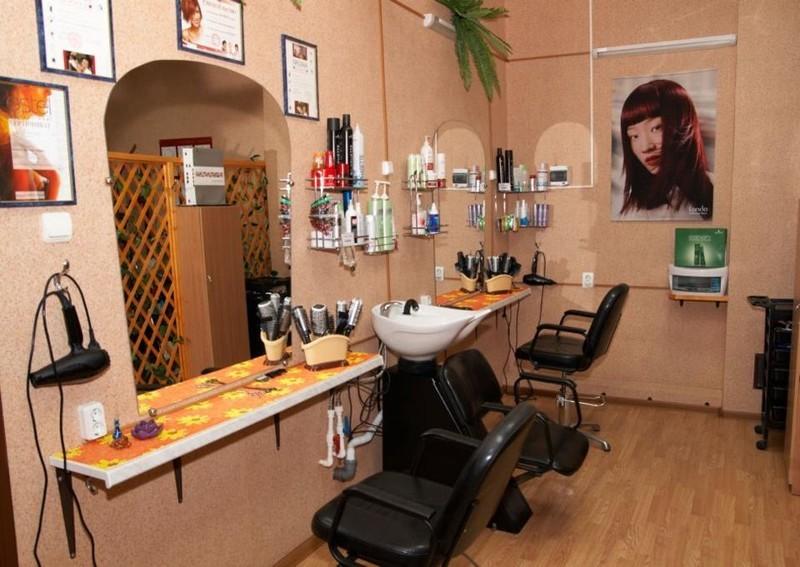 Продается парикмахерская, помещение 60 квм 2 рабочих места