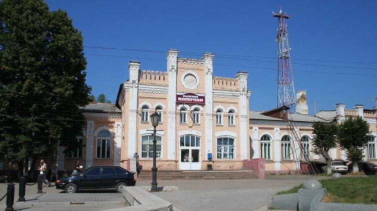 Города России. Почему Волочек - Вышний?