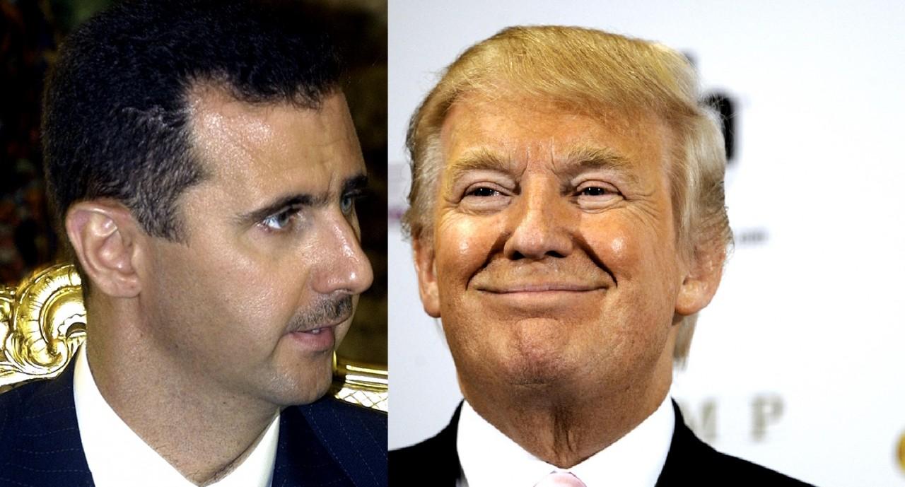 Трамп рассматривает возможность военного удара по Асаду