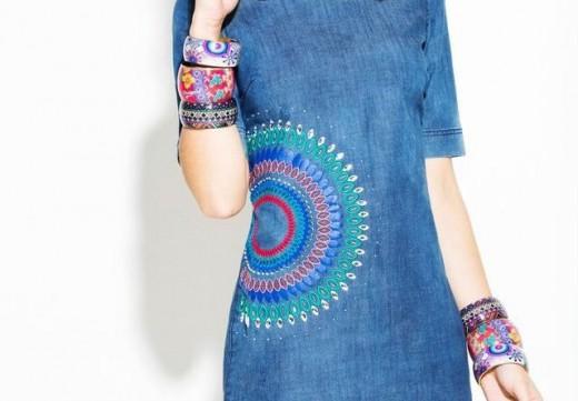 Шикарные идеи джинсовых переделок