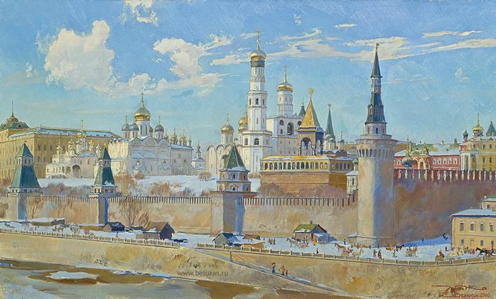 Прежний Кремль (700x421, 158Kb)