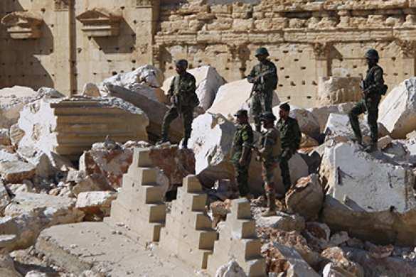 Над Пальмирой и единой Сирией вновь нависла угроза