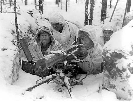 Финляндия во Второй мировой: по все стороны фронта