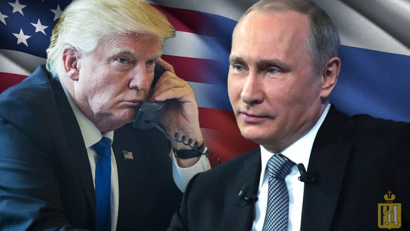 Трамп — Путину: купи воздух!