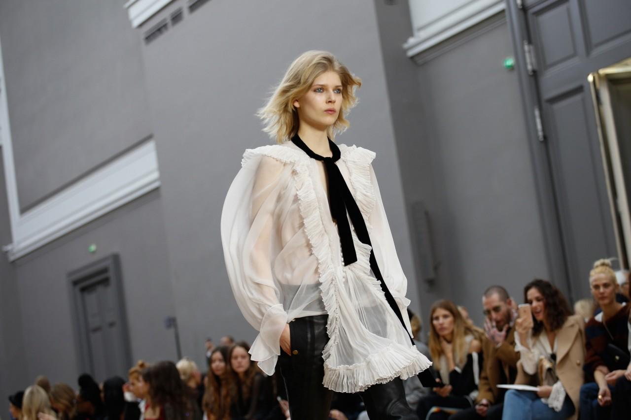 Модные блузки для женщин 2016-2017