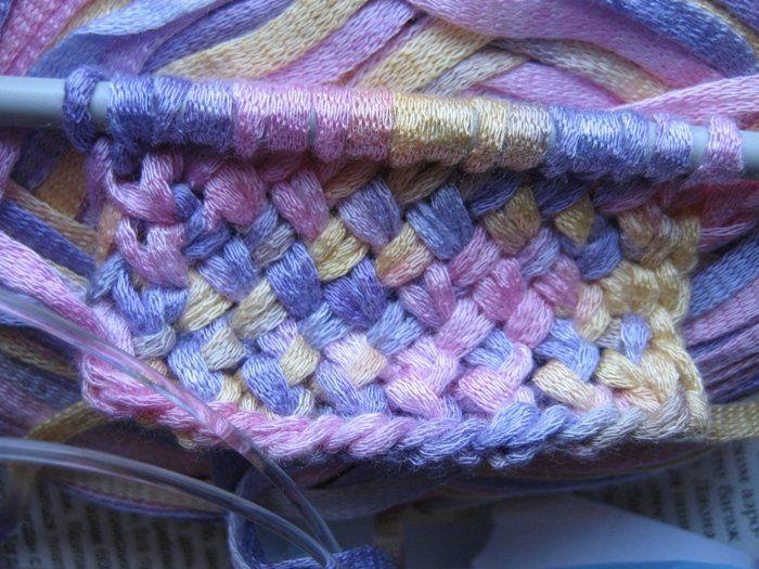 Виды фантазийной пряжи: выбираем подходящий материал для вязания