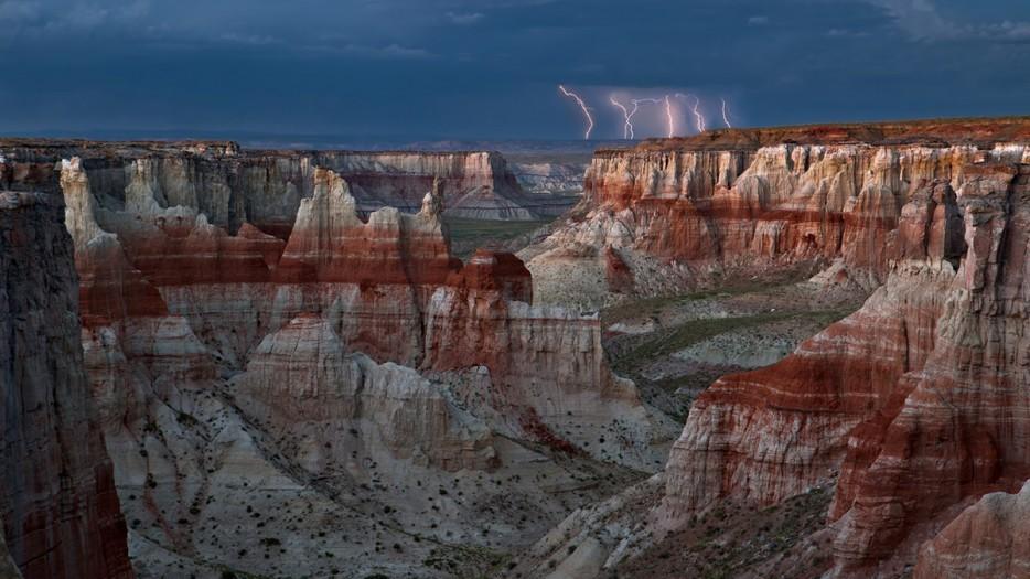 Thunderstorms17 35 belas fotos que demonstram o poder ea beleza dos elementos