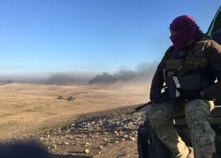Иракская армия замыкает кольцо кюгу изападу отМосула