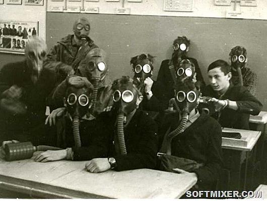 НВП - начальная военная подготовка в СССР