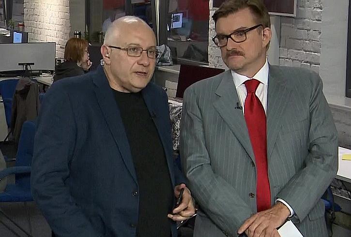 Всё равно чужие: Киселёва и Ганапольского травят в Верховной Раде