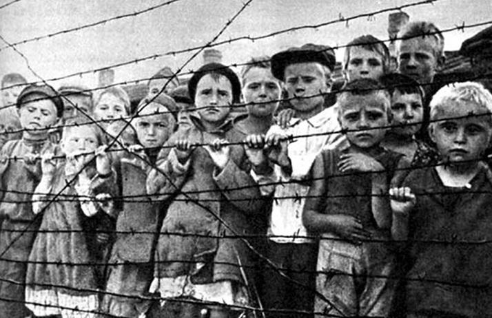 Сколько советских детей СС вывез в Германию?