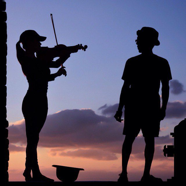 Фотохудожник Dominic Liam и его «Силуэты»