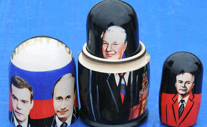 Почему выживает экономика Путина (The Wall Street Journal, США)