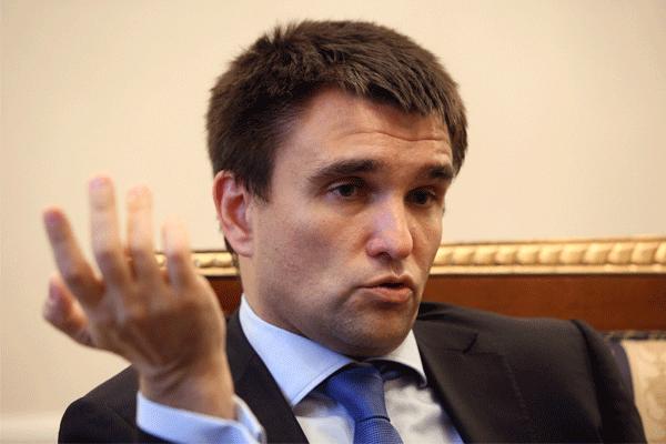 Главу МИДа Украины обозлили …