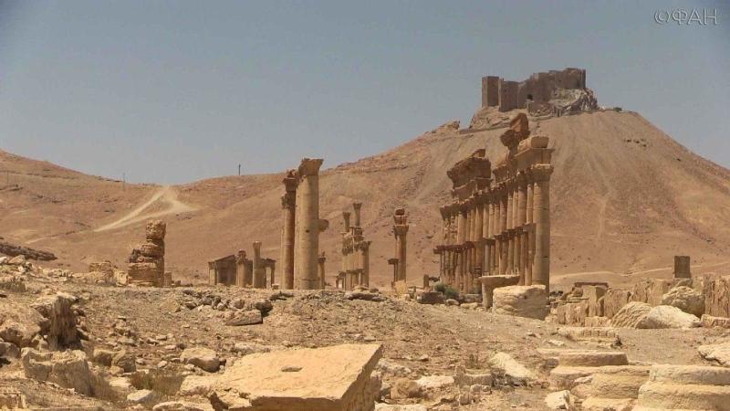 ВКС РФ помогли армии Сирии приблизиться к Пальмире