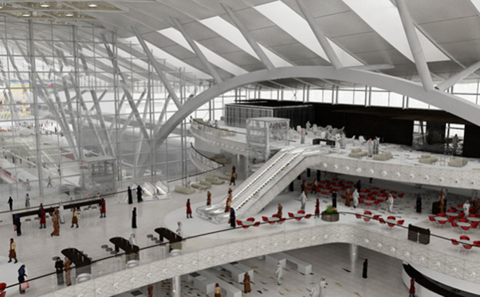 Аэропорт Кинг Абдулазиз в Джидда