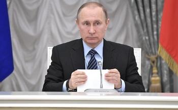 Путин назвал «тяжелым событием» нападение боевиков на часть Росгвардии